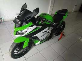 Kawasaki ninja 250 fi abs limited editon