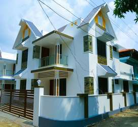 A NEW 3BHK 1350SQ FT 3CENTS HOUSE IN MANNUTHY,THRISSUR