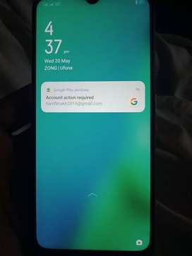 Oppo a5 2020 100,%condition