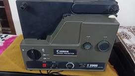 Canon sound projector T 2000