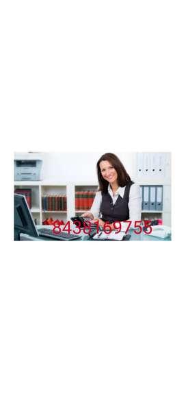 Female accountant palanganatham near