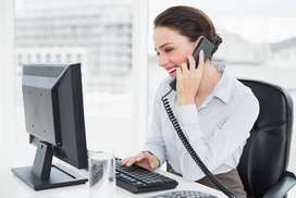 Telecaller vacancy in a reputed firm