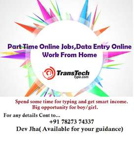 Hey everyone this job available for you. 3rd week payment system.