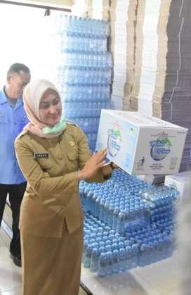 AmdK Komplit 3 produk : Air minum Gelas Botol Galon