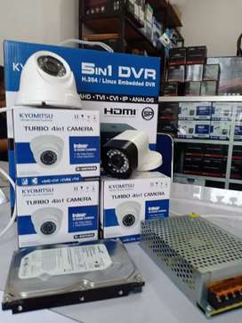 Paket 2 camera fulset full HD