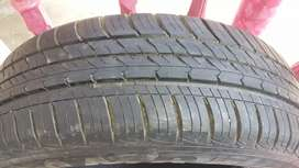 Offer As a new tyres only one