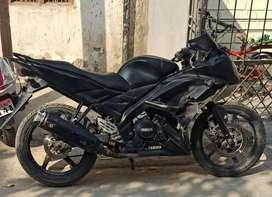 R15 black matt colour