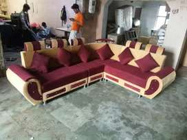 New Sofa Corner sofa only Rs:10999/-Real