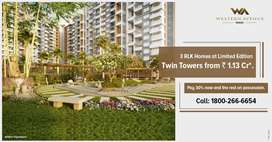 3 BHK Apartment for Sale in Kolte Patil Western Avenue at Wakad, Pune