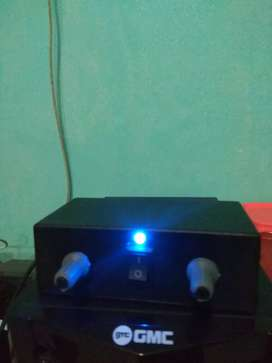 Amplifier mini 2 cheneln  5v/charger new