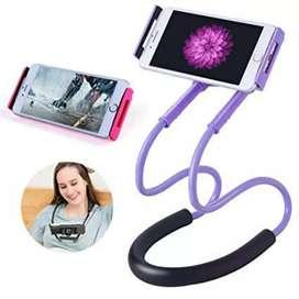 Lazy Neck Phone Holder (Holder Hp Di Leher)