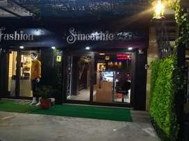 Profitably running Cafe shop for sale...