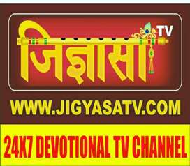 Advertising for TV CHANNEL all news and music TV CHANNEL