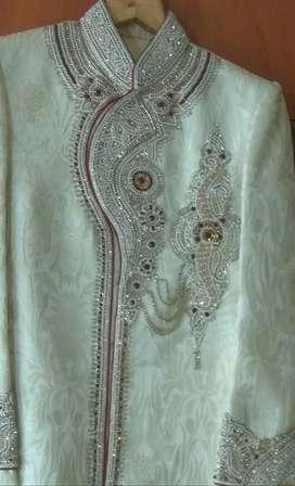 Designer Wedding Sherwani by Sanskruti
