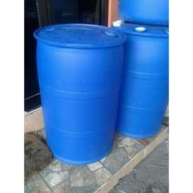 Drum 200 liter bukn bekas kimia