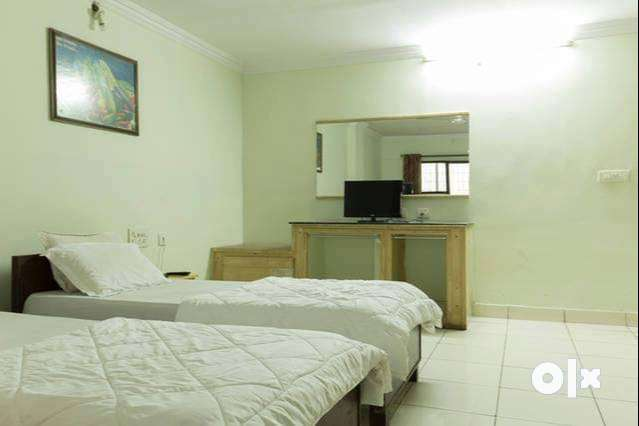 Hostel in Madhapur Near K Raheja Mind space 0
