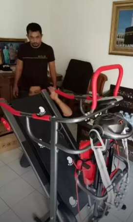 Treadmill manual samagrafitt jombang