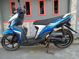 Yamaha soul gt 110 cc 2015 .