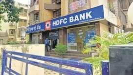 Urgent Requirment in HDFC BANK