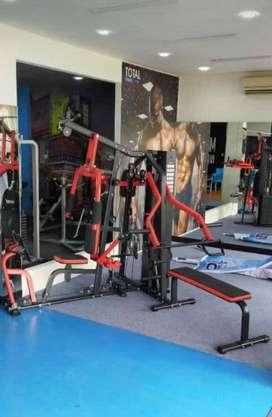 Home Gym 3 Sisi TL 016 Alat Olahraga Multigym