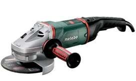 Bosch Angle Grinder 7, Metabo Angle Grinder 7