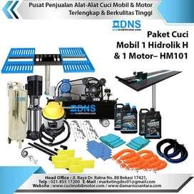 Paket Cuci Mobil 1 Hidrolik H dan 1 Motor – HM101, Hidrolik Cuci Mobil