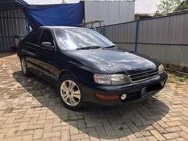 Toyota corona absolud 1.6 Th 1994 hitam mulus