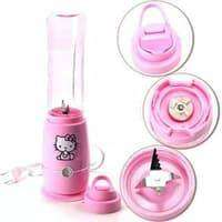 BLENDER JUS KARAKTER HELLO KITTY