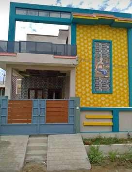 Cmda individual 1 bhk house & villas sale @ KOVUR, bud 32 laks..
