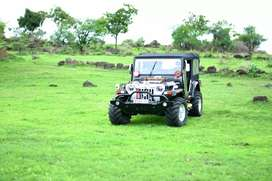 Mahindra open modified jeep hunter thar in pune