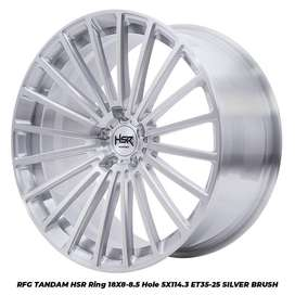 Velg Mobil racing Original Ring 20 RFG Tandam | Civic Turbo, Camry