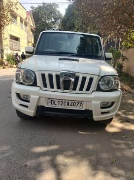 Mahindra Scorpio VLX 2WD Automatic BS-III, 2013, Diesel