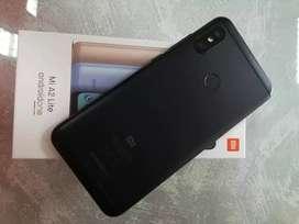 Xiaomi mi a2 lite black  komplit baca dulu