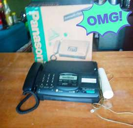 Panasonic fax machine in brand nue condition