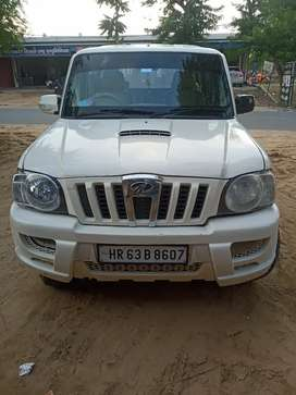 Mahindra Scorpio Well Maintained