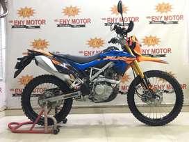 04 - Kawasaki KLX BF EXTREME thn 2019 gas