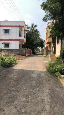 Plot for sale at Santnagar