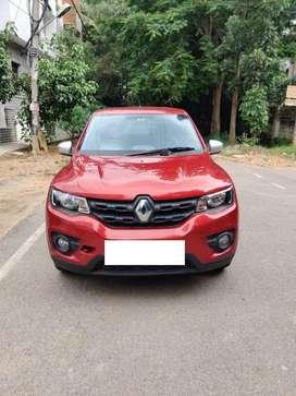 Renault KWID 1.0 RXT AMT, 2016, Petrol