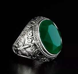 Stone ring fresh
