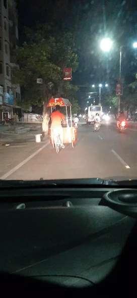 SJ Chicken Cart