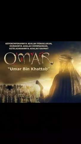 Flashdisk film Umar bin Khattab sub Indonesia