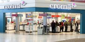 CROMA process urgent hiring CCE/ Sales/ Marketing jobs in DeIhi & NCR