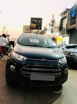 Ford Ecosport 1.5 Ti VCT MT Ambiente, 2017, Diesel