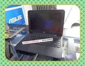 Laptop Bekas HP 11 Intel CPU N2840 2,16Ghz