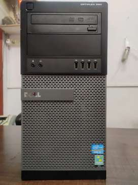 Dell branded core i5 cpu 8 gb ram 500 gb hdd with wifi & Dvd