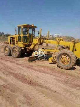 Grader kamatsu 605 for sale