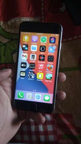 Iphone 6s brand new phn only use 7days