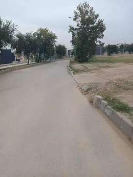 Plot for sale in I block bahria town phase 8 Rawalpindi