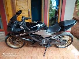 Ninja 250 th 2009 ,
