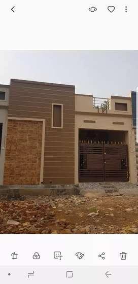 2bhk मकान लाल ईटो से बना हुआ 22लाख में और 2.67लाख का छूट